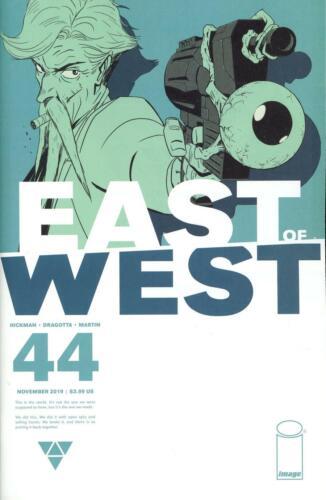 EAST OF WEST #44  IMAGE COMICS  2019 STOCK IMG
