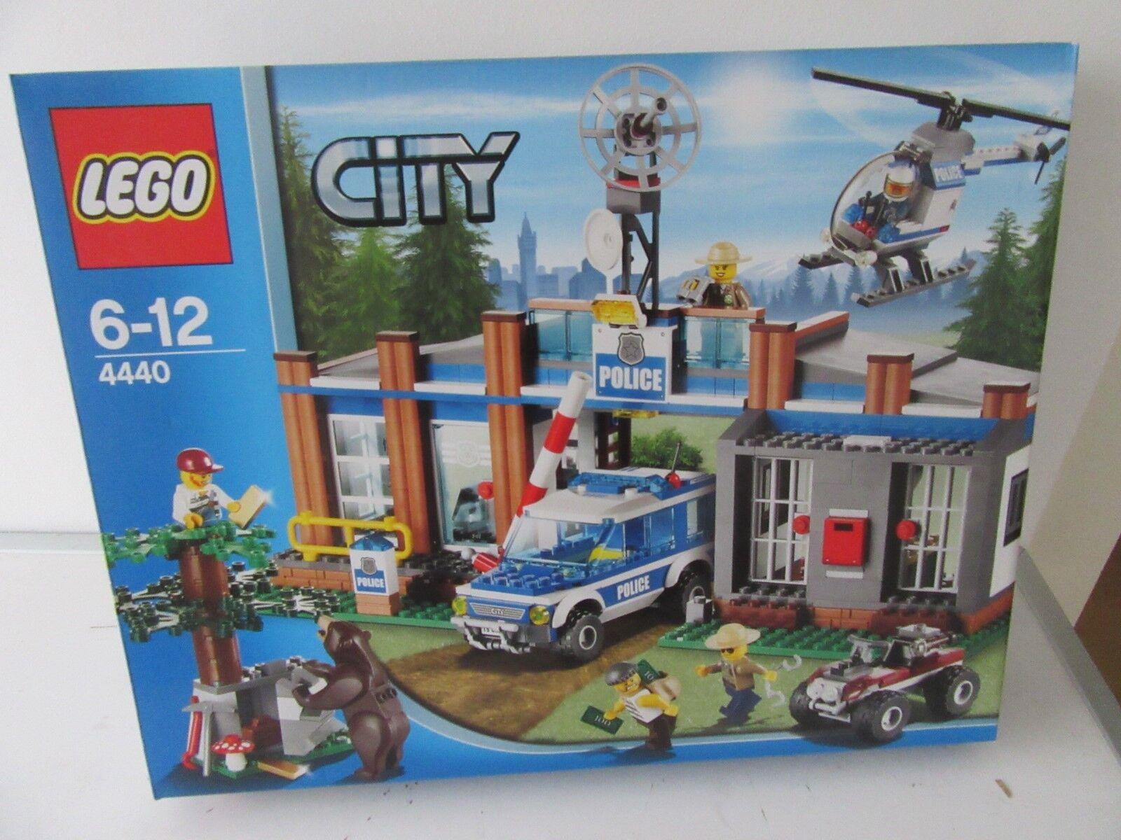 LEGO bureau. ®  City. 4440 Bospolitie bureau. LEGO 11219a