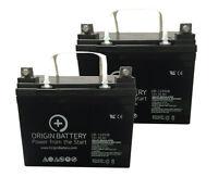 Shoprider Streamer Sport Rehab (888wa) Battery Replacement Kit
