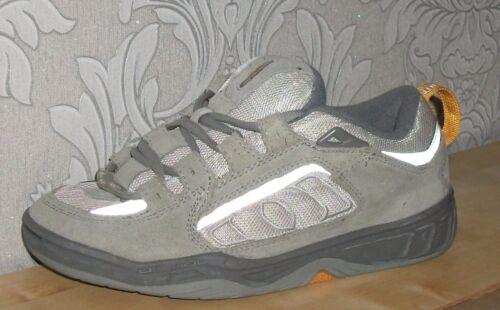 NEW Animal Phantom grey suede skate trainers UK 5 EU 38 FREE POSTAGE