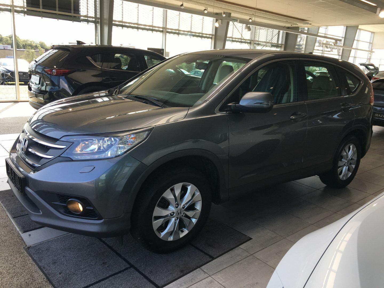 Honda CR-V 2,2 i-DTEC Elegance aut. 4WD