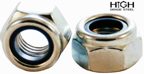 1000 pcs M4 Assortiment Boulons Écrous /& Rondelles Zinc Coated