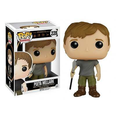Funko POP! Movies - The Hunger Games #228 Peeta Mellark