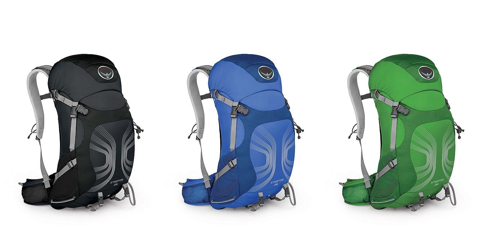 OSPREY Stratos 26 Backpack Rucksack  (Modell 2016 oder 2017) - NEUWARE