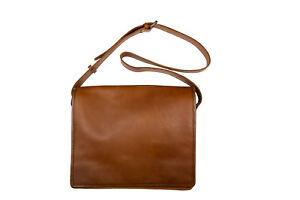 Hochwertige-Laptop-Ledertasche-Businesstasche-aus-dickem-Rindsleder-Braun-H15