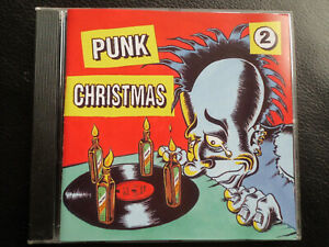 Punk-Christmas-2-CD-1996-rock-punk-puzzo-larga-odio