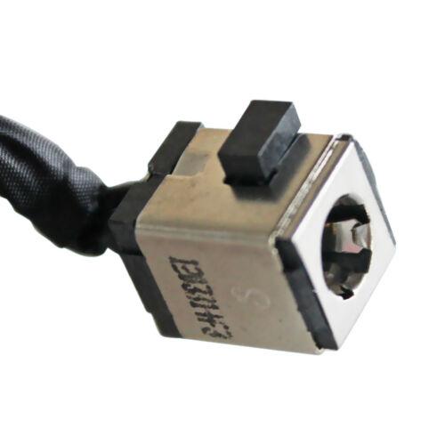 DC POWER JACK HARNESS FOR TOSHIBA SATELLITE L775D-S7330 L775D-S7332 L775D-S7340