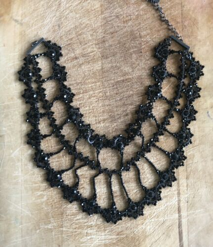 Miguel Ases Necklace Black Onyx