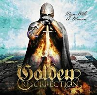 Golden Resurrection - Man With A Mission [new Cd]