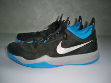 4b6330de408e item 4 Nike Mens Zoom Crusader Low Basketball Shoes 630909-002 SZ 14 Black  Blue MINT -Nike Mens Zoom Crusader Low Basketball Shoes 630909-002 SZ 14 ...