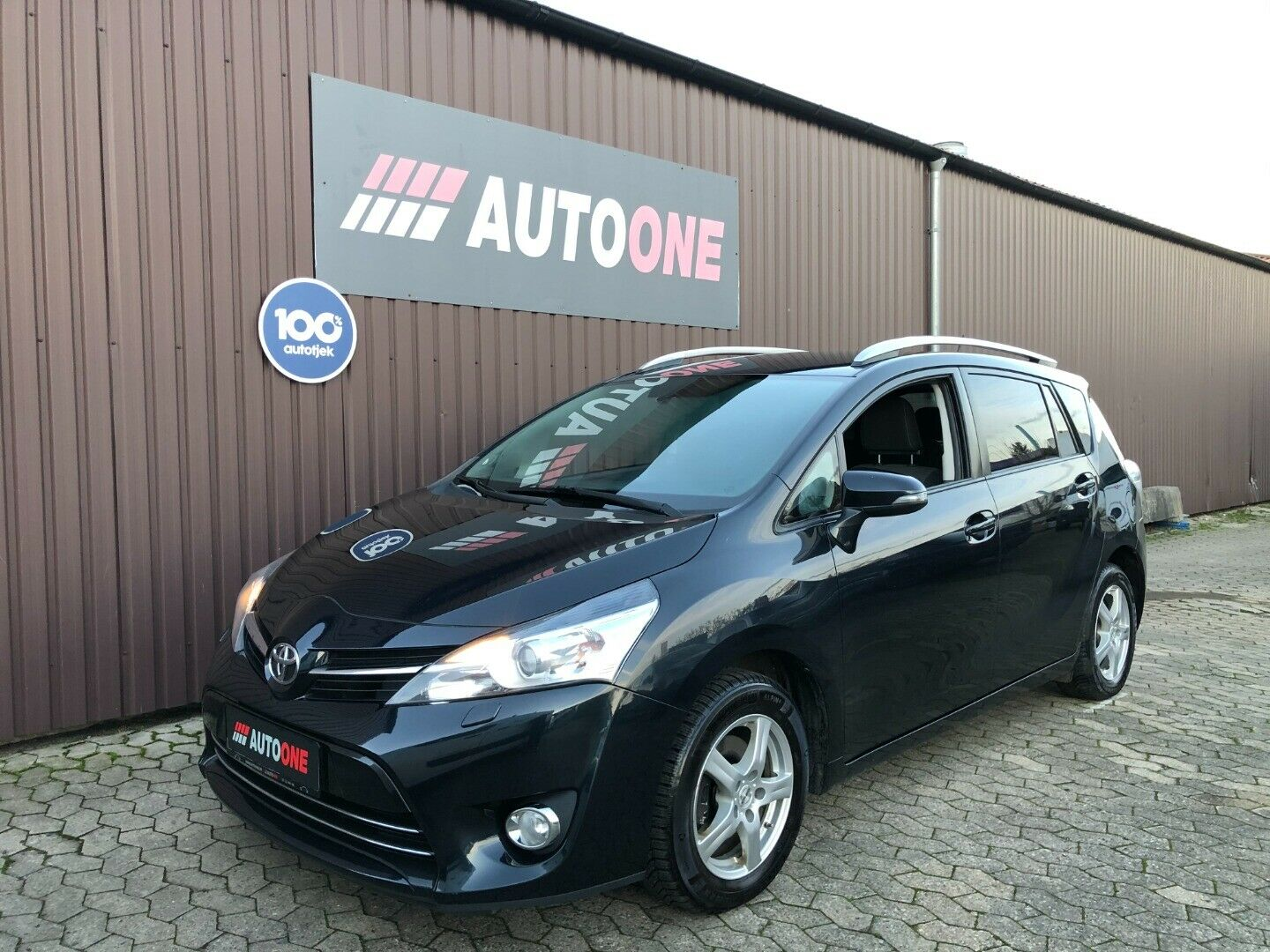 Toyota Verso 1,8 VVT-i T2 Touch MDS 7prs 5d