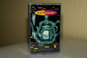 Hot Water - Breakbeat Collection (2002) Drum n Bass, SEALED CASSETTE!