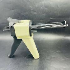New 41101 Temporary Crown Dispensing Gun Dental Impression Mixing Dispenser