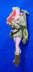 Disney-JESSICA-Rabbit-Dressed-as-Outdoor-Camping-Hiker-LE250-Pin-RARE