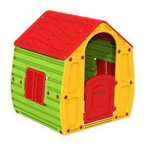 Enfants magiques jouer maison jouer maison enfants maison jouer enfants maison jardin