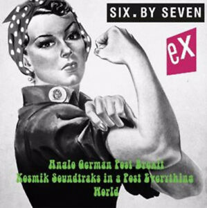 Six-By-Seven-EXII-VINYL-Limited-12-034-Album-2017-NEW-Quality-guaranteed