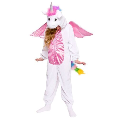 Child Deluxe UNICORN Fantasy Book Day Pretty Magical Fairy Dust Mythical Jumpsui