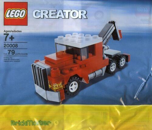 LEGO CREATOR Brickmaster TRUCK 20008 *Sammlerstück*
