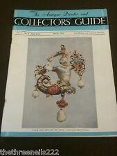 ANTIQUE & COLLECTORS GUIDE - MARCH 1955 - JAPANESE SCULPTURE