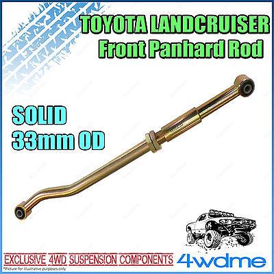 Front Panhard Rod Bush Rubber for Toyota LandCruiser 80 76 78 79 105