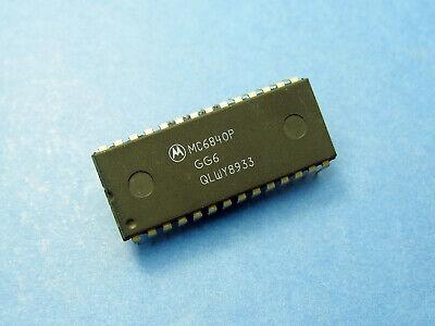 Programmable timer module Motorola MC6840P DIP28
