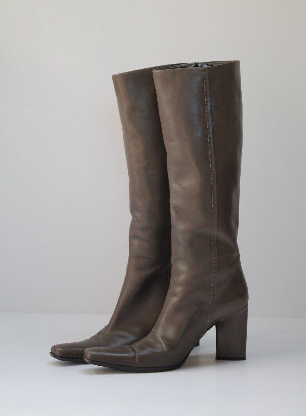 Prada Stiefel, Größe 5.5 UK 38.5 EU    | Ausgezeichnet