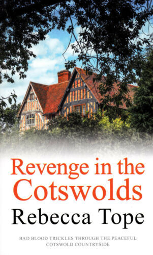 1 of 1 - Revenge in The Cotswolds - Rebecca Tope - Brand New Paperback