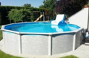 pool schwimmbecken rund 3 66 x 1 35 m stahlwand skimmerset stahlwandbecken ebay. Black Bedroom Furniture Sets. Home Design Ideas