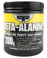 Primaforce Beta Alanine Performance Optimizer 200 Grams Lean Mass on sale