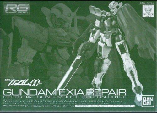 Authentic RG 1//144 Gundam Exia Repair Parts P-bandai Free Ship MISB Unopened