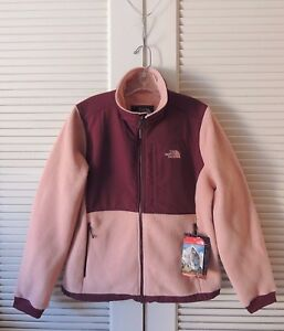Denali Face North X Red Jacket 2 Rose Fleece Polartec Dawn Garnet rrw4qXd