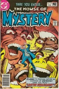 THE-HOUSE-OF-MYSTERY-277-VF-NM