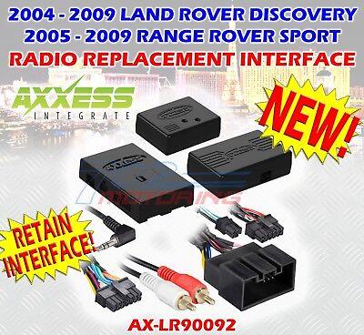 04-09 Land Rover//Range Rover Radio Interface Harness w//SWC AX-LR90092 AXXESS