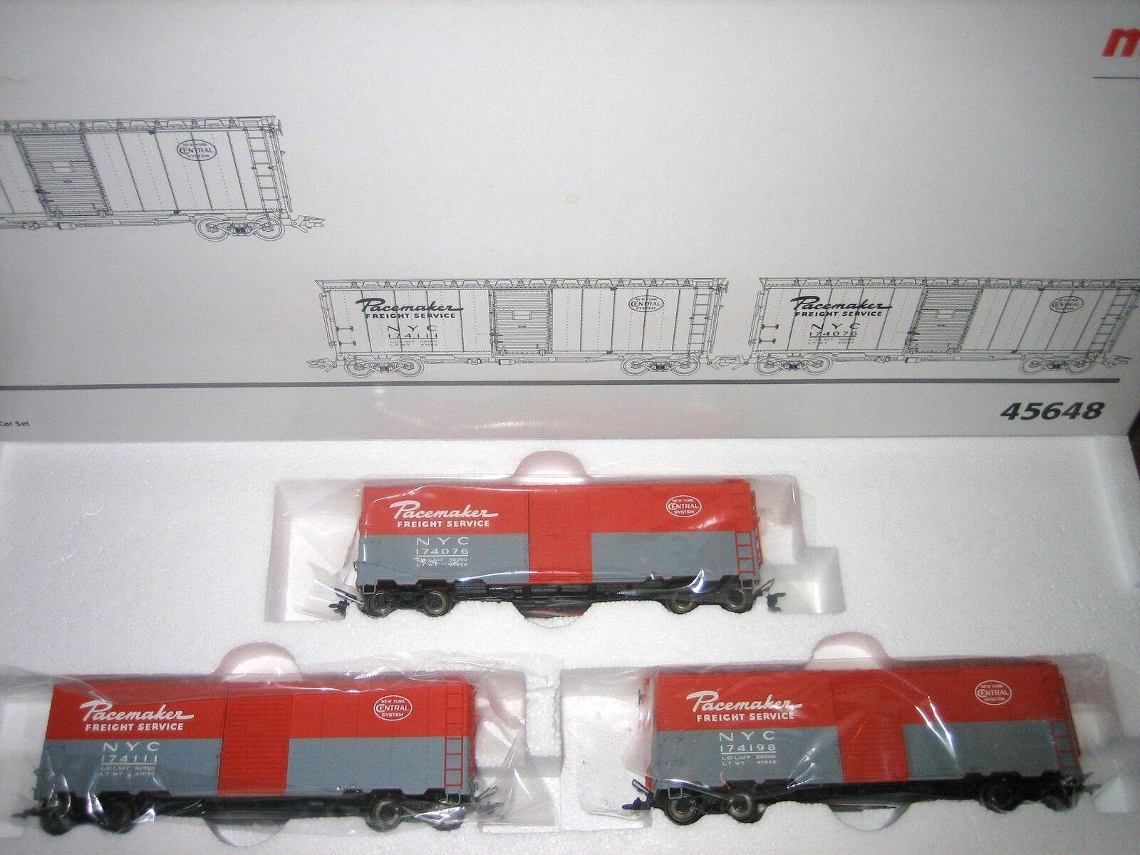 marklin h0 45648 USA autoro merci Set Union Pacific Nuovo Confezione Originale