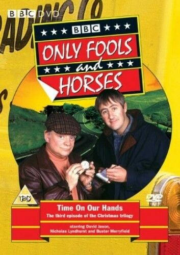 1 of 1 - Only Fools and Horses - Time on Our Hands [1981] [DVD] - DVD  0IVG The Cheap