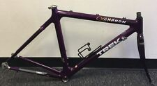TREK CARBON OCLV FRAME AND FORK 52 CM