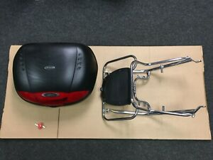 HONDA-CB-400-F-400-Four-Luggage-Rack-Carrier-amp-Top-Box-Case-OU3018