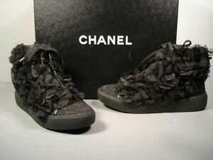 Chanel Lace Up Shoes  For Sale On Ebay