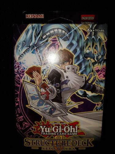 Yugioh Seto Kaiba Structure Deck BRAND NEW SEALED Yu-Gi-Oh TCG