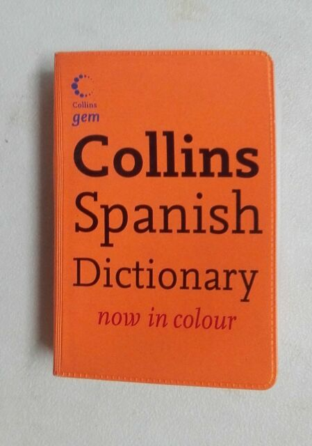 Spanish Dictionary Harpercollins Publishers - Learn Spanish