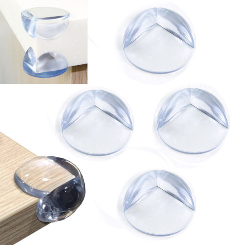 4 8 12pcs Child Baby Safe Guard Protector Table Corner Edge Protection Cover Cap