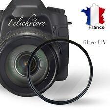 46 mm Filtre UV Pour Objectif Photo Canon Nikon Sigma Pentax Sony Tamron...