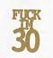 K im 30 Brillo Cake Topper F #