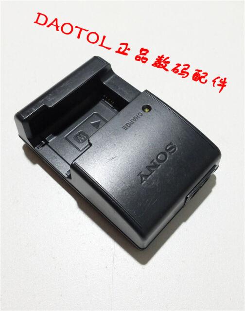 SONY Original BC-VW1 Battery Charger for NP-FW50 NEX-3 NEX-5 NEX-7