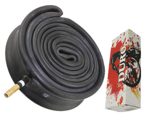 """Bicycle Duro Inner Tube 29/"""" x 1.90/""""//2.125/"""" 48mm Thorn Proof Schrader"""