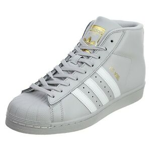 8c01a1c52e2dc5 Adidas Originals Pro Model Grey Mono Sneakers Youth Big Kids Sizes ...