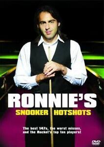 Ronnie-O-039-Sullivan-Ronnie-039-s-Snooker-Hotshots-DVD-Very-Good-DVD-Ronnie-O-039-Sul