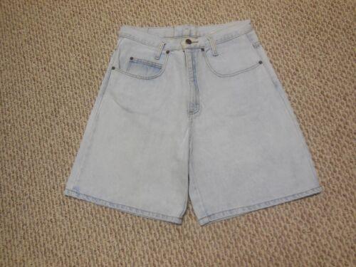 Vtg 90s LEI Riding Wear Jean Shorts Size Medium