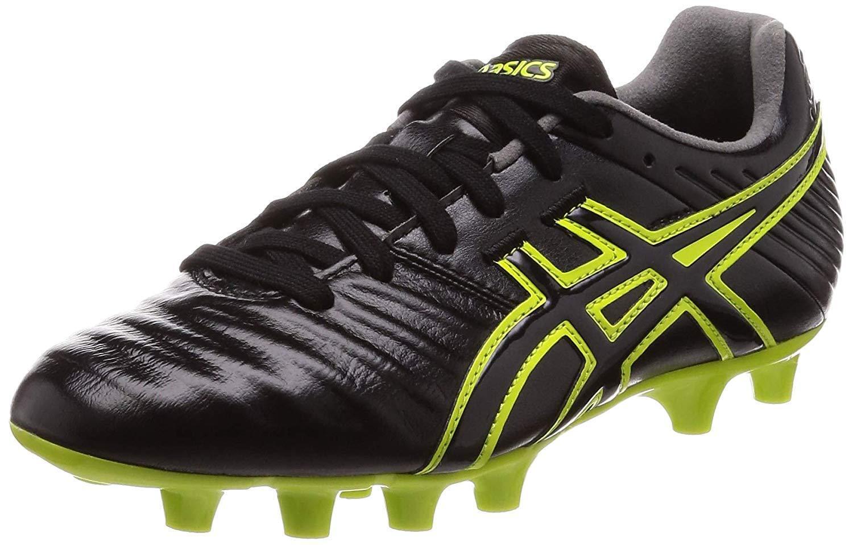 Asics De Fútbol Fútbol Zapatos DS Light 3 TSI750 Spike Negros Amarillo US7.5 (25.5cm)