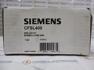 SIEMENS-CFSL400-LUG-KIT-400A-Box-of-6-LUGS